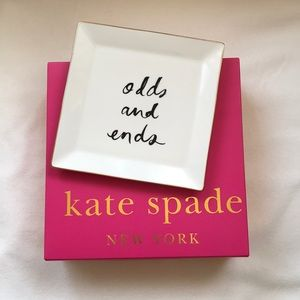 Kate Spade odds and ends dish